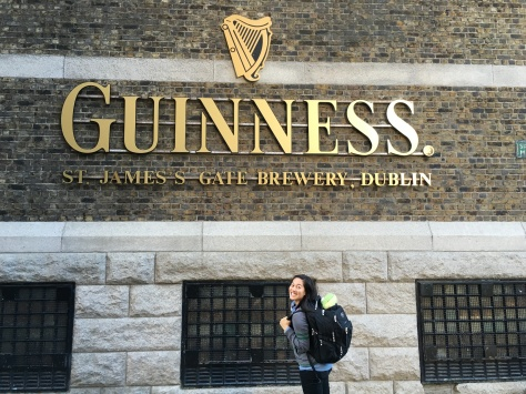 It's not beer, it's Guinness